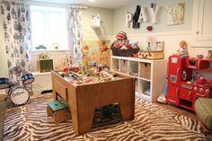 kelly rae: Room Tour: Playroom