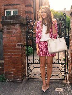 Trend alert: shorts suit - #Blog #Benetton #fashion