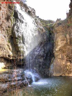 Cascada de las Pilas. Almaraz de Duero, Zamora