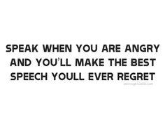 true words, pure emotion