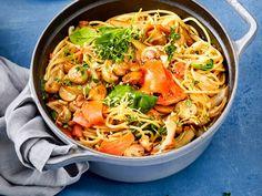 Abwasch adé: Für One-Pot-Rezepte brauchen Sie nur wenig Kochgeschirr. Denn in einem Topf garen alle Zutaten. Ideal für die schnelle Küche!