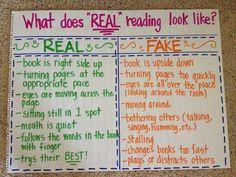 Real vs Fake Reading - Mrs. Terhune's First Grade Site!