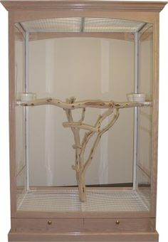 King Solomon Cages - The last bird cage you'll ever buy.