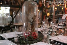 Get creative and classy with your tabletop decor! Events by PamelaFerrariProductions.com