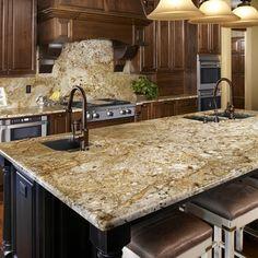 Espresso+Cabinets+With+Granite | Granite Gurus: FAQ Friday: What Granite Goes With Espresso Cabinets ...