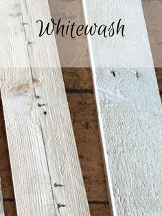 DIY Wood Pallet Wall -How to build wood pallet wall and make new wood look weathered, distressed, bleached, worn, like beach driftwood with gray cool tones. Pallet Accent Wall, Wooden Accent Wall, Pallet Walls, Accent Walls, Wood Wall, Distressed Wood Furniture, Weathered Wood, Pallet Furniture, Building Furniture