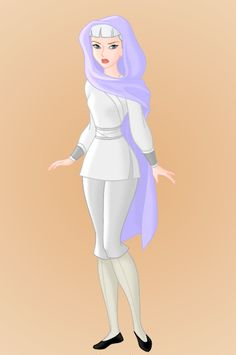 Brianna,The Last Handmaiden! Star Wars Disney Princesses. (Star Wars Knights of the Old Republic).