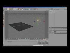 Cinema 4D making paper or book tutorial