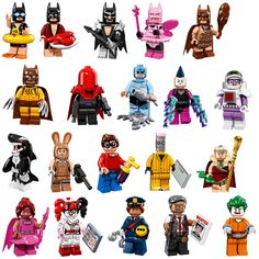 https://flic.kr/p/NZLpNy | Lego batman movie 71017 | hello the world  school school school = less pictures this weekend i will post the dimension wave 7 that i received yesterday  a global vue of all the figs 71017 lego batman movie  Lobster-Lovin' Batman Eraser Zodiac Master King Tut Pink Power Batgirl Dick Grayson Orca Fairy Batman Glam Metal Batman Clan of the Cave Batman Vacation Batman Arkham Asylum Joker Calculator Red Hood Commissioner Gordon Barbara Gordon March Harriet Mime Catman…