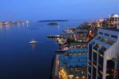 Halifax, Nova Scotia skyline