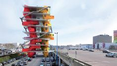 Tour Plate-Forme, par Philippe Gazeau, architecte