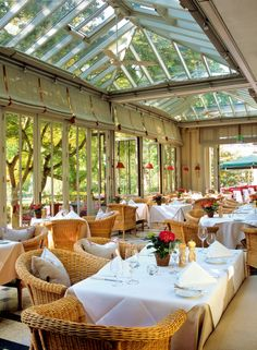 Brenner's Park Hotel and Spa, Baden-Baden, Germany