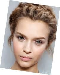 10 Summer Wedding Makeup Looks That Will Last - All For Bridal Hair Cute Braided Hairstyles, Girl Hairstyles, Wedding Hairstyles, Wedding Updo, Bridesmaid Hairstyles, Amazing Hairstyles, Hairstyles 2016, Funky Hairstyles, Everyday Hairstyles