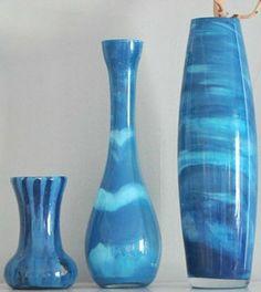 Como fazer vasos decorados em casa - Vale o Clique!