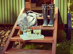 Perfect picnic with Celtic Vale Natural Mineral Water