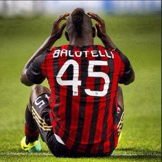 Balotelli AC Milan