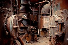 Carrie Furnaces (Pittsburgh, PA)