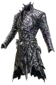 +2 Leather armor that prevents the wearer to be hindered by web attacks from spiders or spider-like creatures.