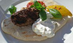 Pita Tzatziki, Steak, Food, Essen, Steaks, Meals, Yemek, Eten