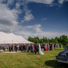 A stunning setting for a marquee or more intimate wedding. Our unique, exclusive hire venues include accommodation and host just a few newlyweds a year. Unique Wedding Venues, North Yorkshire, Newlyweds, Big Day, Countryside, Your Photos, Entrance, Dolores Park, Reception
