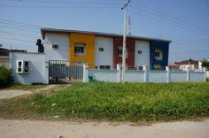 4 bedroom terraced house for sale - Lekki Phase 1, Lekki, Nigeria - Commercialpeople.ng