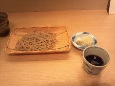 蕎麦三昧-Soba zanmai-(Mori soba) 1500 JPY from 玄-Gen-, Kitashinchi Osaka