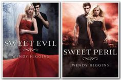 Sweet Evil (Sweet Evil series book #1) OVERVIEW: Embrace the Forbidden... What if there were teens whose lives literally depended on being bad influences? This is the reality for sons and daughters of fallen angels. Tenderhearted Southern girl Anna Whitt was born with the sixth sense to see and feel emotions of other people. She's aware of a struggle within herself, an inexplicable pull toward danger, but Anna, the ultimate good girl, has always had the advantage of her angel side to balance…