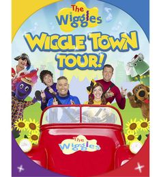 The Wiggles Tour Ticket Giveaway with Meet and Greet Passes
