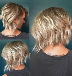 Cute and Easy Short Wavy Haircut Styles for Women to Look Ever Beautiful