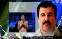 Pamela Sued Recibe Una Llamada Del Chapo Guzmán En 'Sigue La Noche' #Video