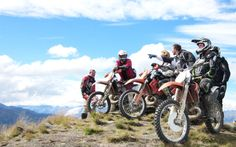 Image detail for -Wanaka Offroad Motorcycle Tours...This looks sooo fun.