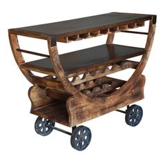 Emerson Serving Cart