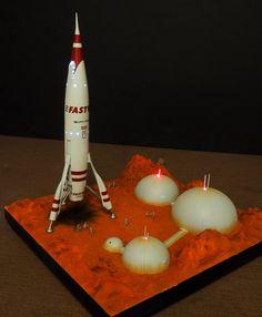Image result for glencoe marsliner diorama