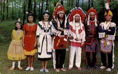 creek indians -