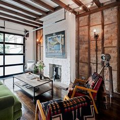 Experience Brooklyn's quirky qualities at Urban Cowboy Bed and Breakfast in Williamsburg #NYC