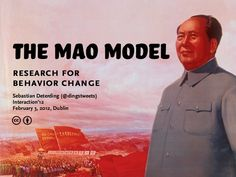 The MAO Model: Research for Behavior Change.