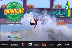 National Circuit Kölbi 2016, presented by Adrenaline Rush CR. Playa Bejuco Parita, receives the fourth stop of the championship on 16 and 17 April, in front of the Hotel Playa Bejuco. Is the papiolas surfing challenge ii and handed over to the best and the best open, a surftrip with all expenses paid for competitors (with friends) with the most points collected during the 2 dates of Registration: http://goo.gl/ZE3gmO