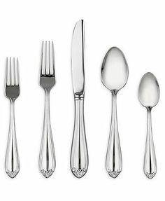 Lenox Bellina Stainless Flatware Collection
