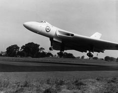 August 1952 - the very first Vulcan takes to the air for the first time