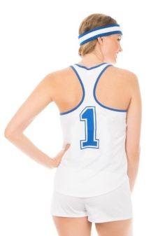 Space Jam Tune Squad Tank and Shorts Costume for Women d3f5472e90
