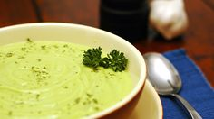 Healing And Sealing The Gut (Plus Creamy Mexican Avocado Soup Recipe) - Food Matters Candida Diet Recipes, Raw Food Recipes, Soup Recipes, Cooking Recipes, Healthy Recipes, Snack Recipes, Cucumber Soup Recipe, Avocado Soup, Keto Avocado