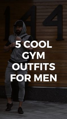 5 Coolest Gym Outfit Ideas For Men. Leggings Outfit Summer, Yoga Pants Outfit, Mens Fashion Blog, Fitness Fashion, Gentleman Fashion, Guy Fashion, Men Style Tips, Style Men, Men's Style