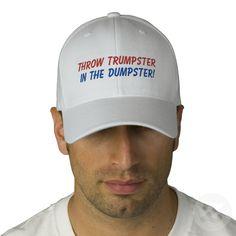 Donald Trump Political Humor Ballcap