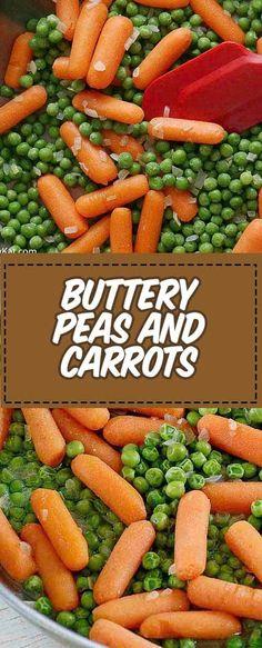 Walnut Recipes, Pea Recipes, Carrot Recipes, Side Dish Recipes, Cooking Recipes, Dinner Recipes, Best Side Dishes, Healthy Side Dishes, Vegetable Side Dishes