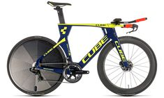 Cube Aerium TT reshapes time trial & triathlon bike for disc brake UCI racing - Bikerumor Triathlon Motivation, Trials, Triathlon Bikes, Cube, Cycling, Bicycles, Veil, Biking, Bicycling