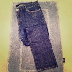 Dark Wash Skinny Jeans Worn | Good Condition | Dark Wash | Small Snag on Front Top ; Hardily Noticeable | Belt Loops | Skinny Jean Edition | 545 Version | 5 Pockets | 99% Cotton | 1% Spandex | Trades | Feel Free to Ask Questions | More  Upon Request | Bundles & Offers are Welcomed ❤️| Levi's Jeans Skinny