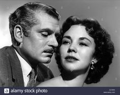 Laurence Olivier & Jennifer Jones Carrie (1952 Stock Photo, Royalty Free Image: 41954612 - Alamy