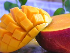 Vitamin-Kick Mango!  http://www.sanlucar.com/