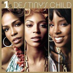 DESTINY'S CHILD # 1's **** CD ****  beyonce SURVIVOR SAY MY NAME