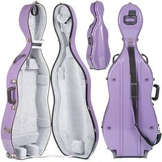 If I ever have a second cello or need a new case, this is it!